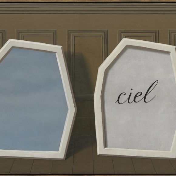 Magritte - The Palace of Curtains