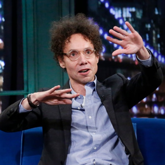 And, of course, Malcolm Gladwell continues to be a daily source of inspiration