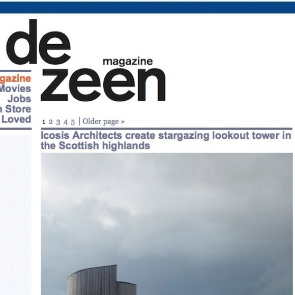 dezeen - since i not only love building and crafting ideas but also buildings with ideas and great craftsmanship