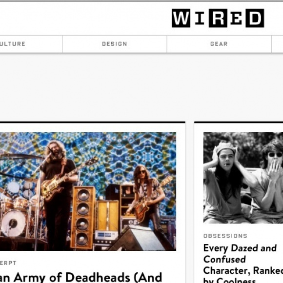 wired - well…