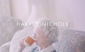 Harvey Nichols Celebrates Vogue at 100