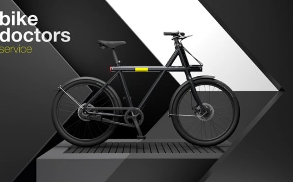 VanMoof+ Company Film - Introducing VanMoof's new business plan