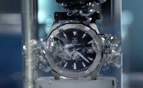 "TAG HEUER ""Stress Tests"" movies"