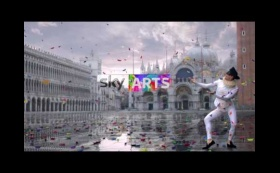 Ident Sky Arte Worldwide - Starring Luca Rapis - ONE THOUSAND™ DANCE