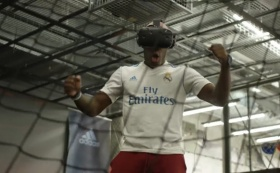Adidas VR Football Experience - by Emissive