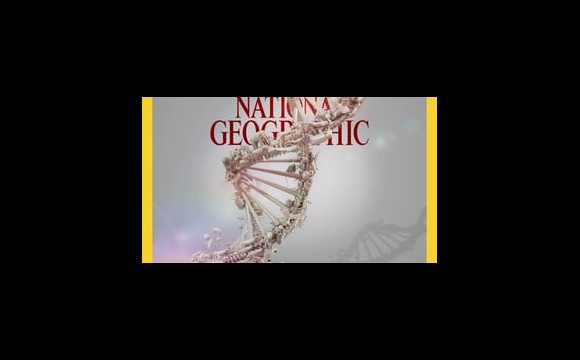 National Geographic / DNA Revolution / August 2016 Digital Cover