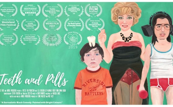 Teeth and Pills - Trailer