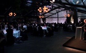 Kering Official Dinner - Place de la Castre, Cannes - 17 mai 2015