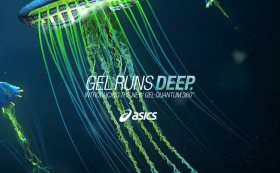 Saddington Baynes - Asics Jellyfish