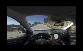 All New Renault Koleos Ultimate Test Drive 360 Virtual Reality video